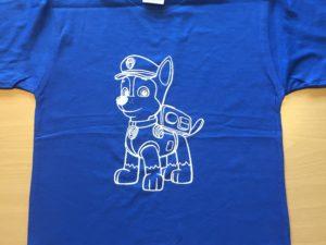 Børne T-Shirts m. tryk