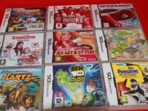 Nintendo DS-Spil